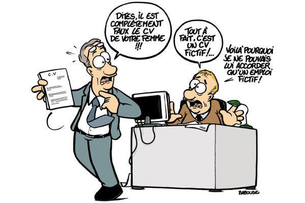 Salarié Et Administrateur De La Même Famille Les Risques